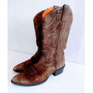 Frye Western Boot Size 9.5